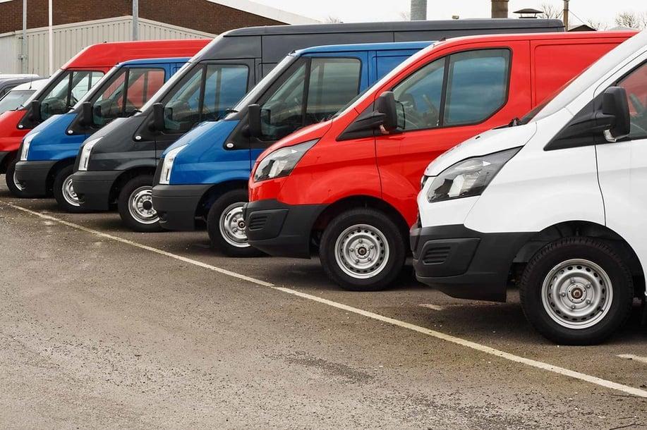 Administración de flotas de vehículos