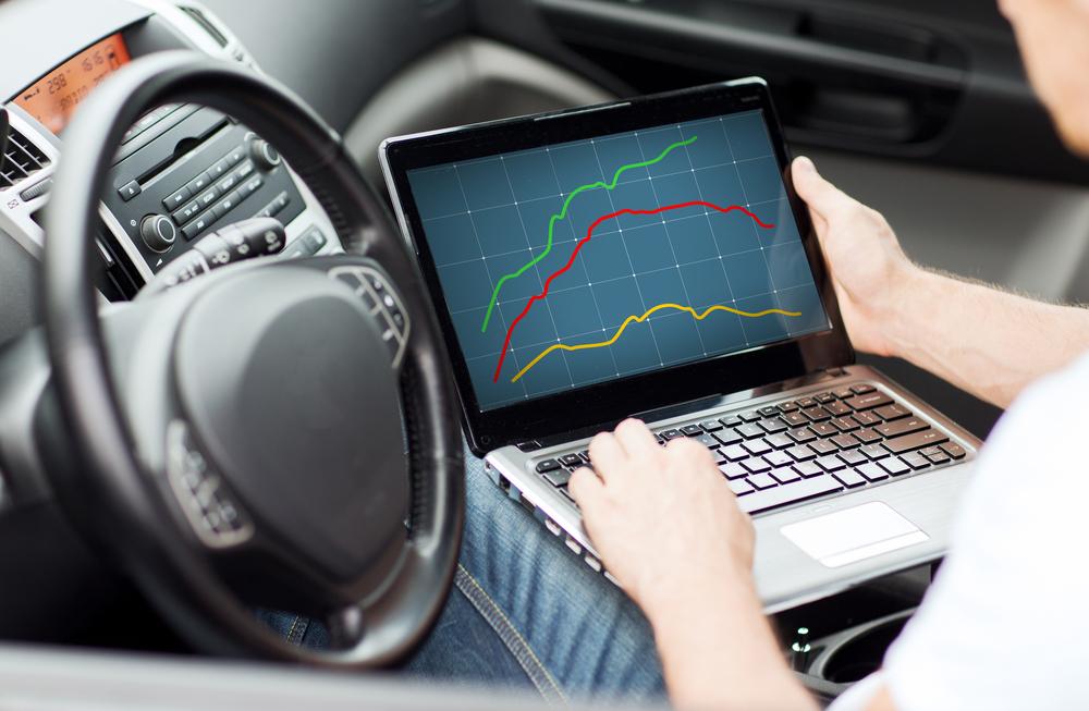 Programa para control vehicular