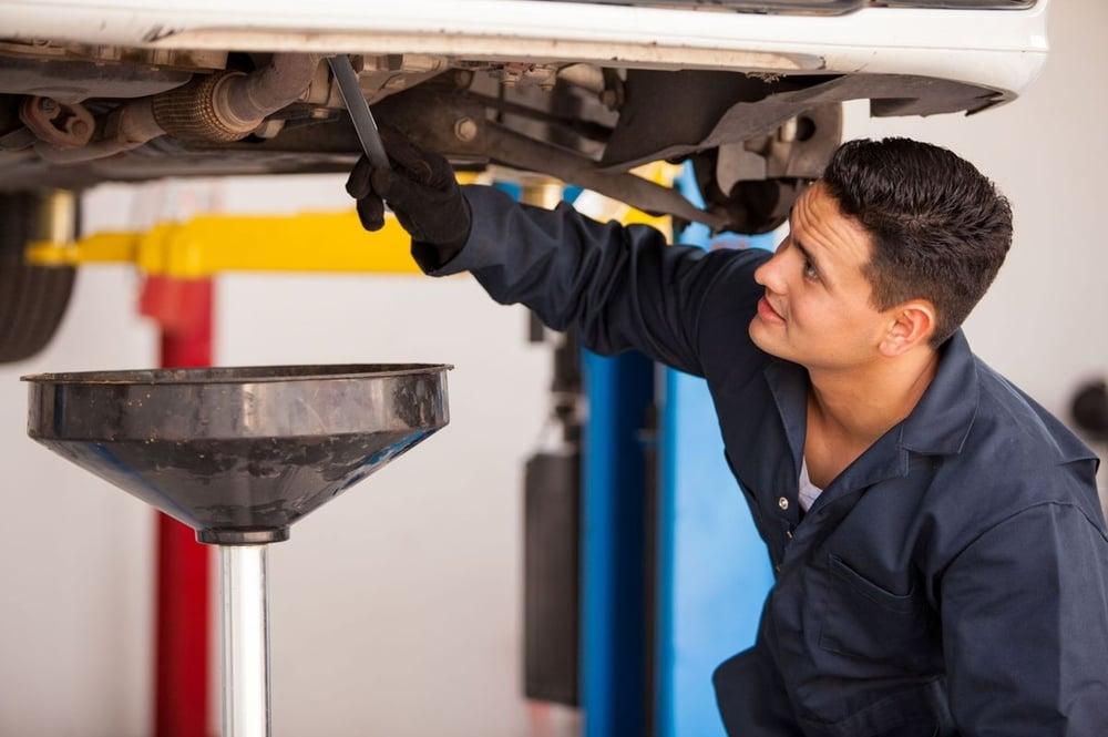 plan mantenimiento vehicular
